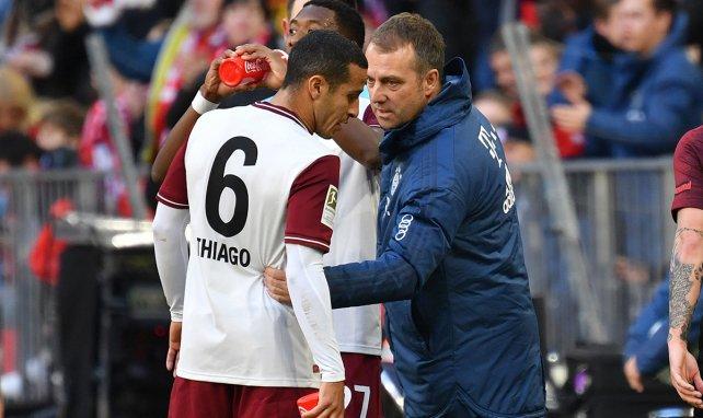Medien: Bayern vor Einigung mit Thiago