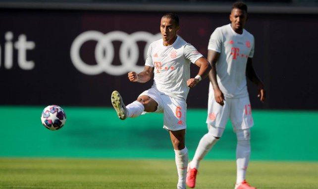 Liverpools Zweifel bei Thiago