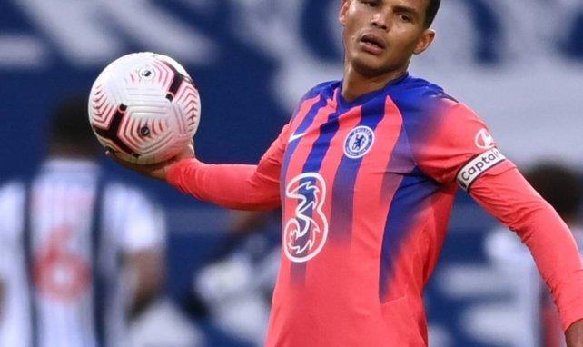 Thiago Silva spielt seit Sommer 2020 für den FC Chelsea