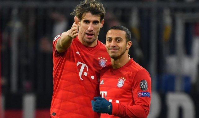 Wechselwunsch: Rummenigge über Martínez & Thiago