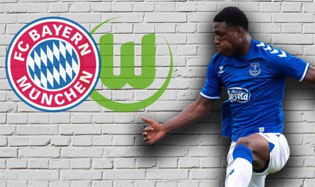 Gerücht: Bayern & Co. an Everton-Juwel Small dran