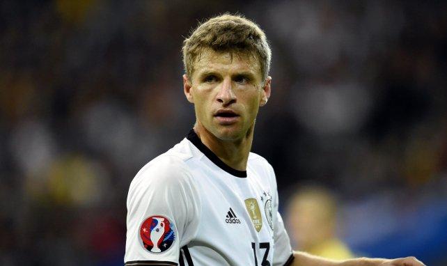 Thomas Müller bei der Euro 2016