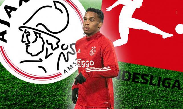 Quinten Timber könnte künftig in der Bundesliga auflaufen