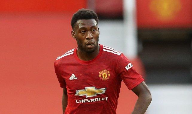 Timothy Fosu-Mensah spielte bei United zuletzt nur eine Nebenrolle