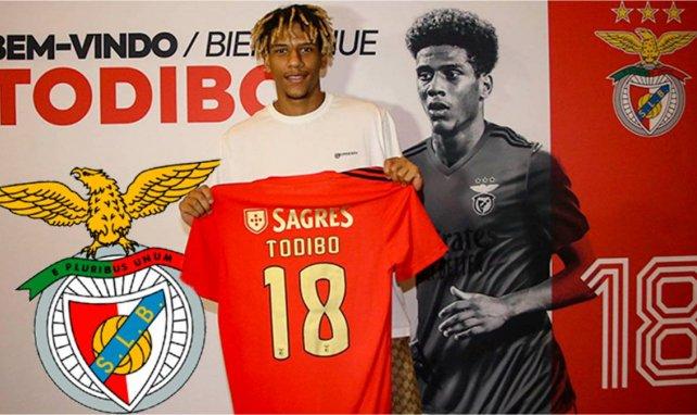 Benfica: Todibo im Januar wieder weg?