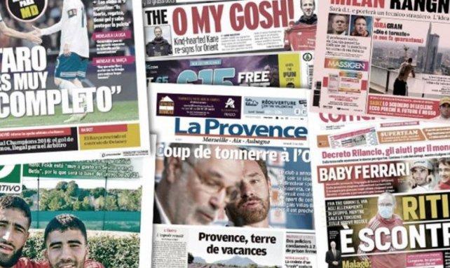 Die FT-Presseschau vom 15. Mai