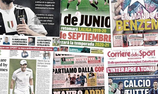 Barça verzweifelt an Juve | Ärger in Liverpool