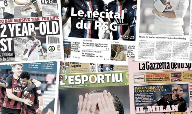 City atmet auf | PSG holt Fans ins Stadion