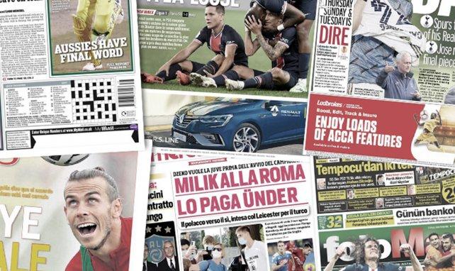 Solskjaers Sancho-Hoffnung | Messi mit Traum-Comeback