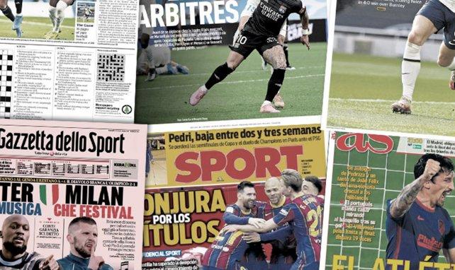 Barça wie der VfB | United wittert Verschwörung
