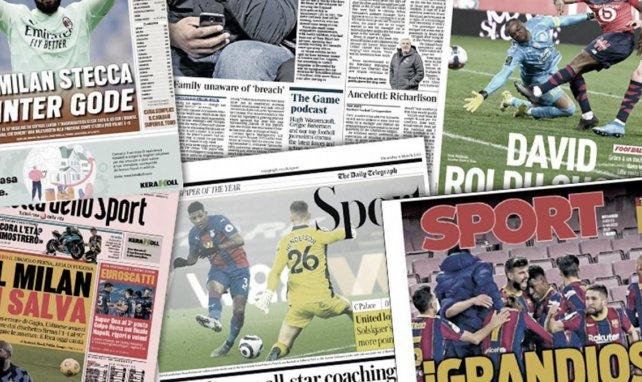 Pokal-Wahnsinn in Barcelona | Ambitionierter Plan mit Agüero
