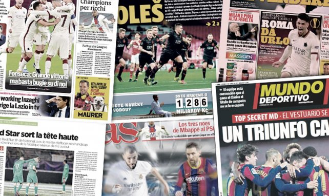 "Juve will Dybala loswerden | El Clásico um den ""kapitalen Triumph"""