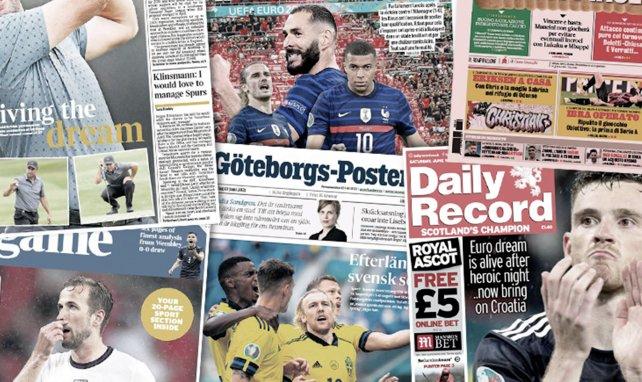 Sorgen um DFB-Abschneiden | Kane sorgt für Wut in England