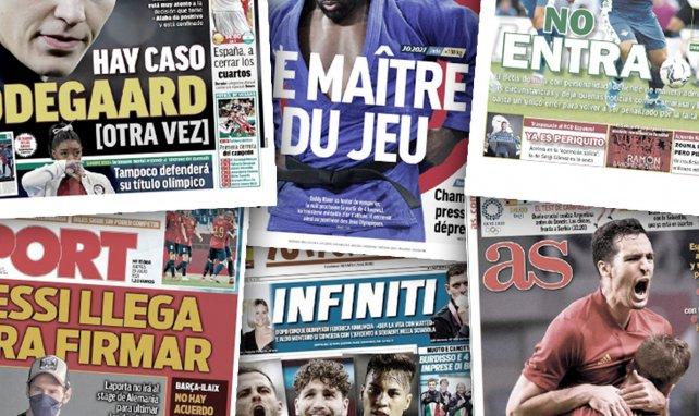 Frankreichs Olympia-Fiasko | Letzter Akt der Messi-Saga