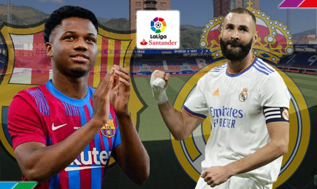 FC Barcelona - Real Madrid: So könnten sie spielen