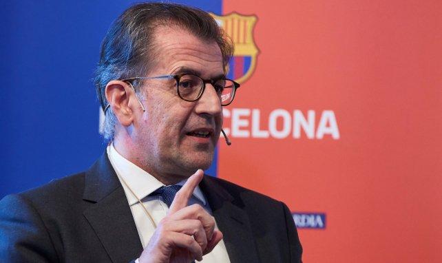 Toni Freixa möchte Präsident des FC Barcelona werden.