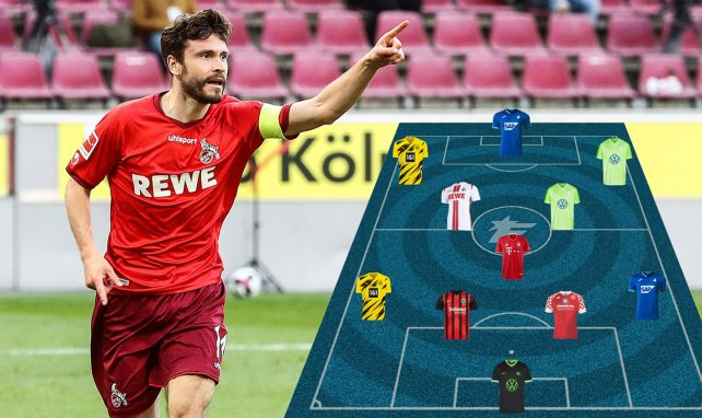Jonas Hector ist Spieler des Spieltags