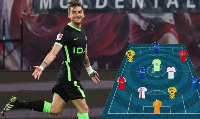 Die FT-Topelf des 33. Spieltags