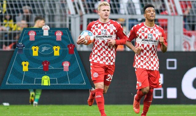 Die FT-Topelf des 9. Spieltags