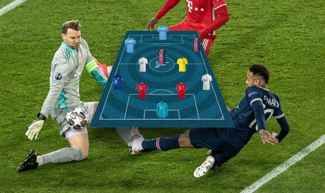 Champions League: Die FT-Topelf der Viertelfinal-Rückspiele