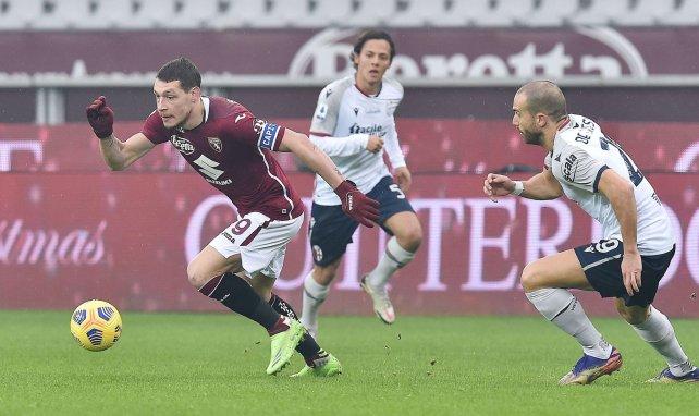 Andrea Belotti spielt seit 2015 für den FC Turin