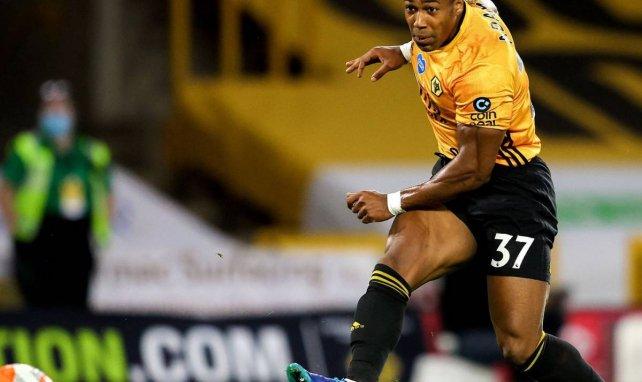 Absage an Topklubs: Traoré vor Verlängerung bei den Wolves