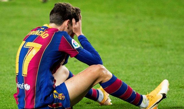 Francisco Trincão steht beim FC Barcelona noch bis 2025 unter Vertrag