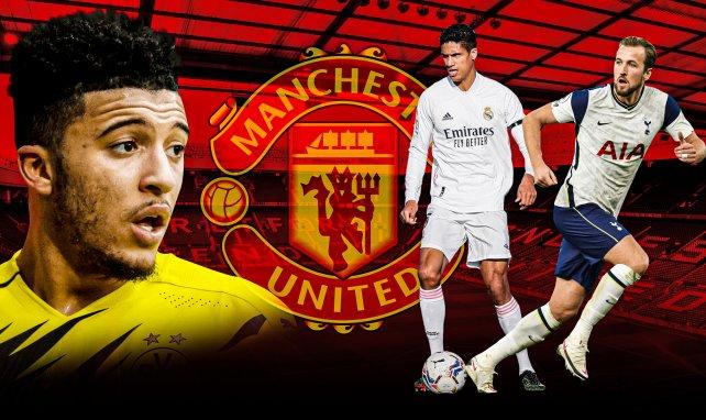 Große Pläne: Uniteds irrwitzige Traumelf für 2021/22