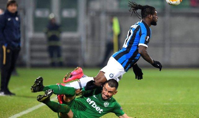 Moses se quedaría en el Inter