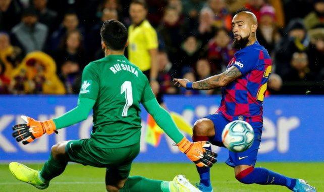 Vidal träumt von Boca