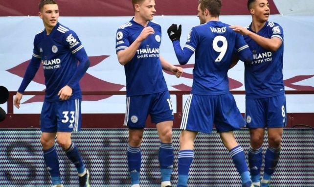 Leicester: Neuer Vertrag für umworbenen Barnes