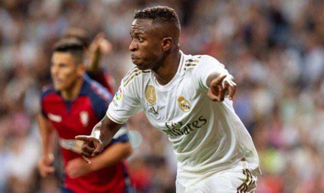Vinícius im Trikot von Real Madrid