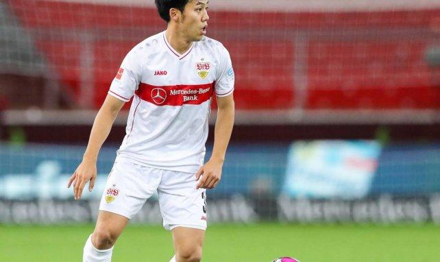 VfB verlängert auch mit Endo