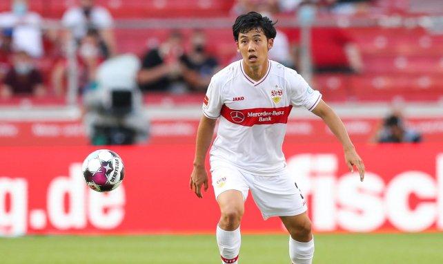 VfB: Endo träumt von England