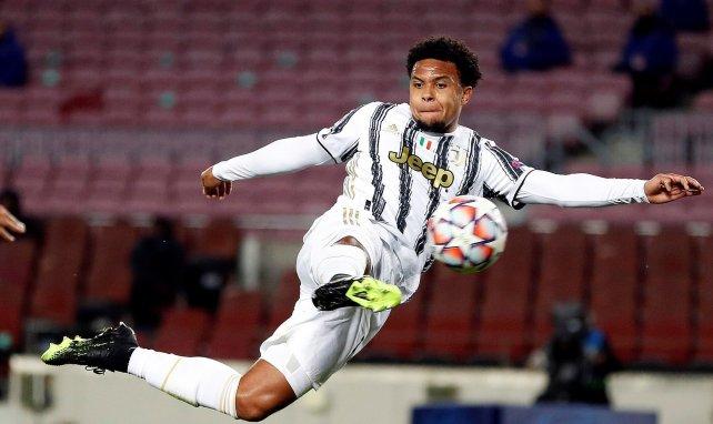 Juve verpflichtet McKennie fest