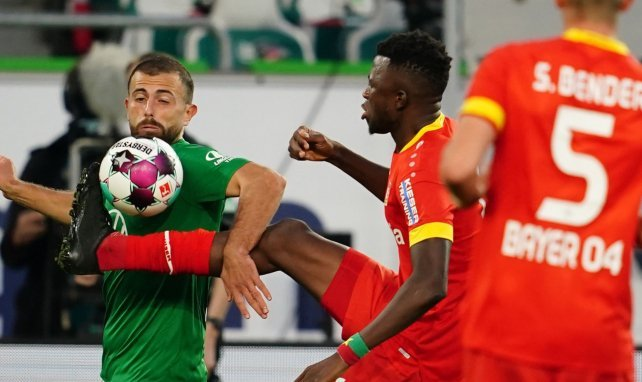 VfL: Jahr für Mehmedi beendet?