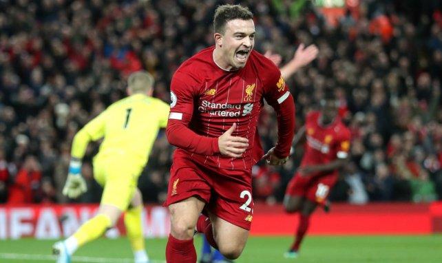 Shaqiri Aussert Sich Zu Liverpool Verbleib