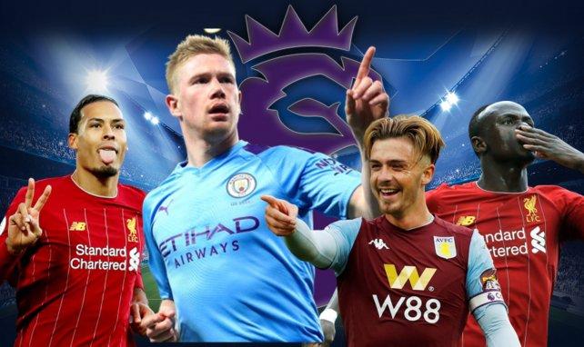Die Premier League ist ein Tummelbecken internationaler Stars