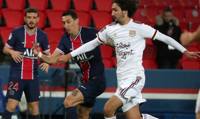 Milan bietet für Frankreich-Talent Adli