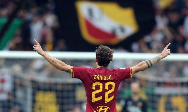 Nicolò Zaniolo wechselte 2018 aus der Inter-Jugend zur Roma