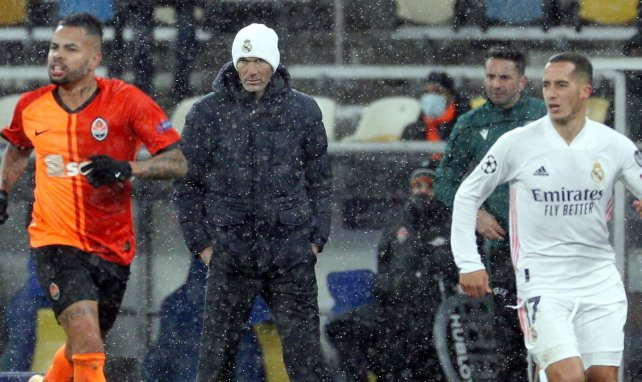 """Zidane: """"Jovic muss noch viel lernen"""""""