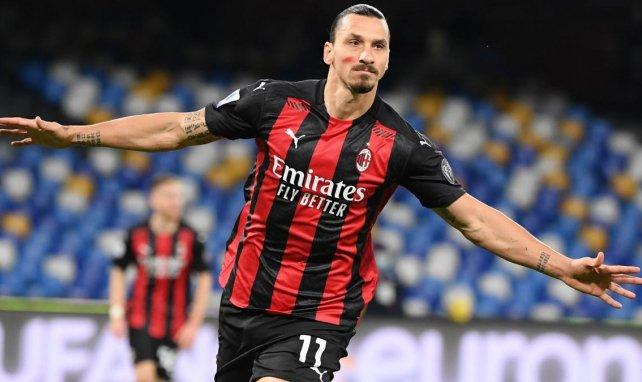 """Ibrahimovic """"bereit"""" für Verlängerung"""