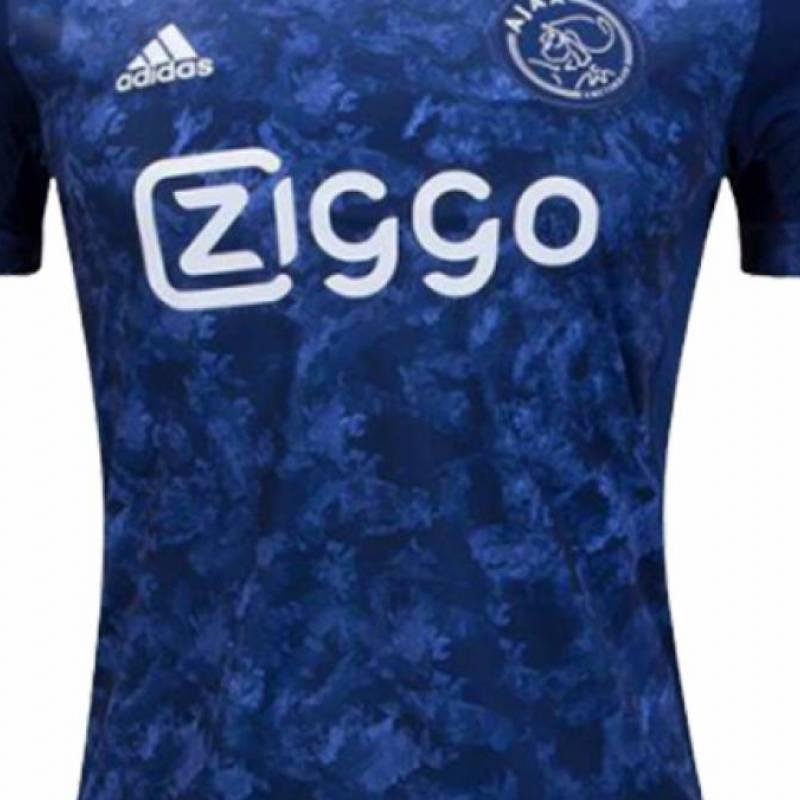 Trikot Ajax Amsterdam auswärts 2017/2018