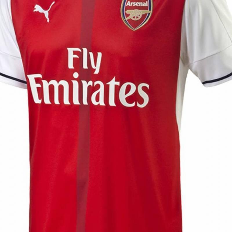 Trikot FC Arsenal zuhause 2016/2017