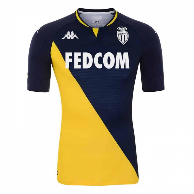 Trikot AS Monaco auswärts 2020/2021