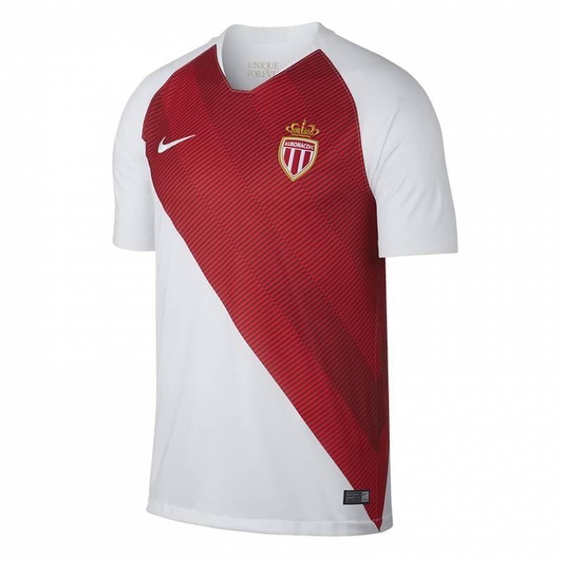 Trikot AS Monaco zuhause 2018/2019