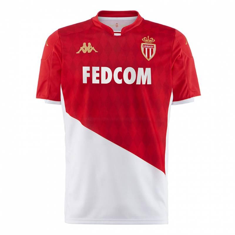 Trikot AS Monaco zuhause 2019/2020