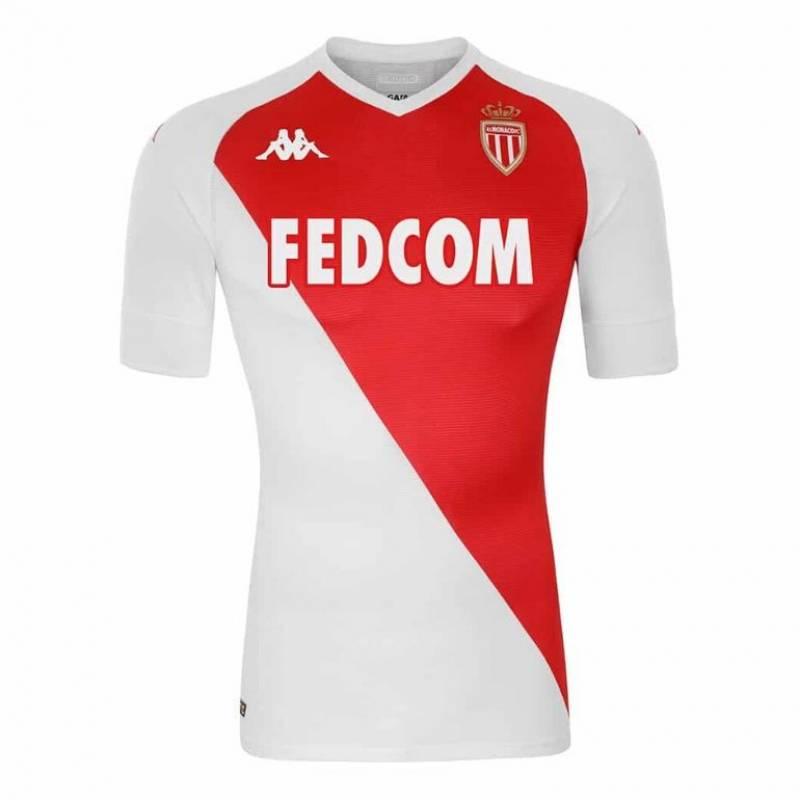 Trikot AS Monaco zuhause 2020/2021