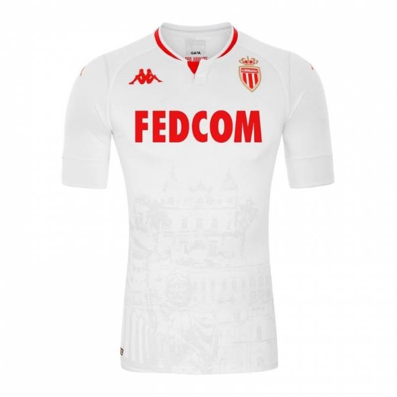 Trikot AS Monaco Ausweichtrikot 2020/2021