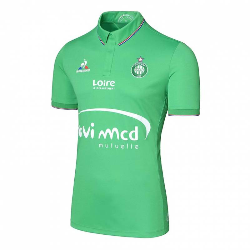 Trikot AS St. Étienne zuhause 2016/2017